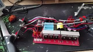 электроудочка и все секреты настройки. Elektrofischfanggerät