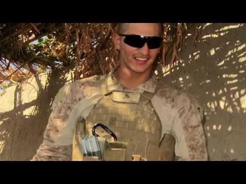 Marine Lance Corporal Hector LunaRodriguez