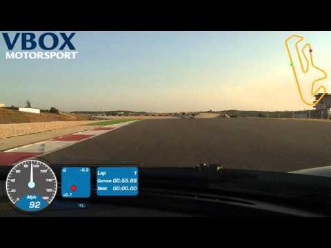 Chris Harris on Cars - McLaren P1 Pirelli Trofeo R onboard Portimao