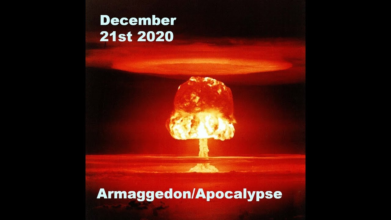 Image result for 2020 armageddon
