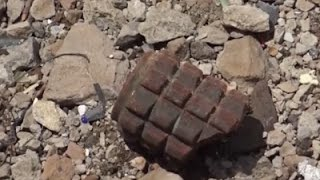 Unexploded Bombs Extend Yemen War S Deadly Toll