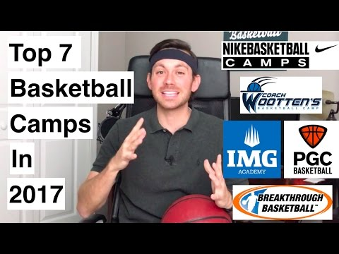 Best Basketball Camps in 2017