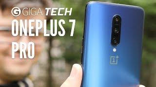 ONEPLUS 7 PRO Hands-On (deutsch): So schön und unglaublich schnell – GIGA.DE