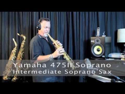 【六絃樂器】全新日本原裝 Yamaha YSS-475 II 高音薩克斯風 Soprano