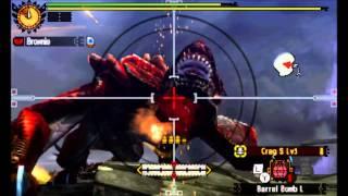 MH4U V★10 Molten Tigrex Solo LBG 1:22:30