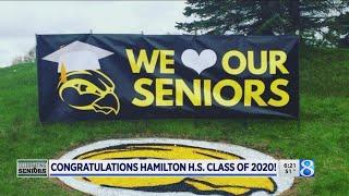 Celebrating Seniors: Hamilton Community Schools