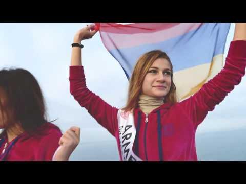 Miss Globe 2016 Promo - Italy