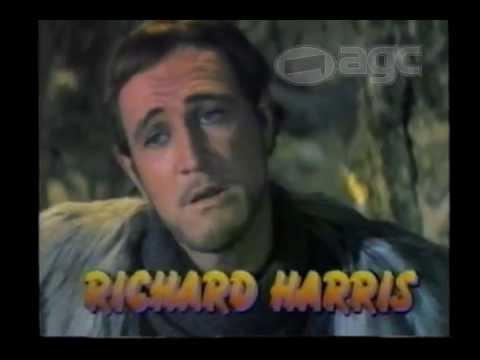 Chamada - filme Camelot - Rede Manchete - 1994