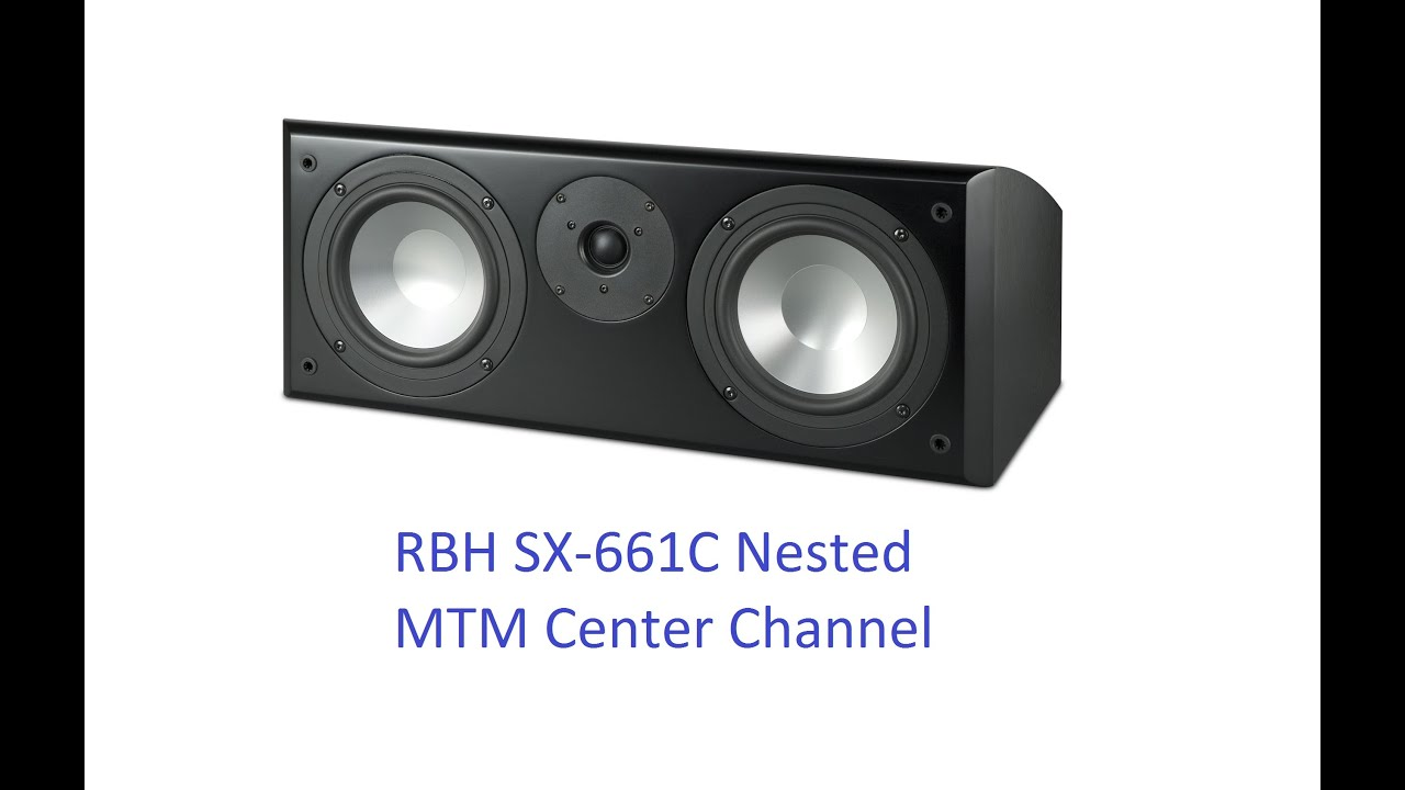 Center Channel Speakers: Which Design is Best for Home Theater ...