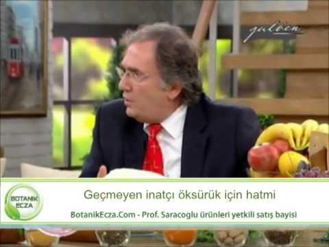 Prof.Saraçoğlu Alerjik Bronşite Karşı Kürler