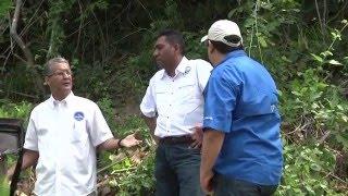 CIHH instaló una  Aerobomba  en la comunidad del Jagüito en Coclé.