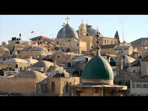 Giới thiệu nhà thờ Thánh Mộ tại Giêrusalem