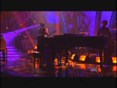 DWTS  John Legend & The Roots 2nd performance w Mark Ballas & Jeanine Mason