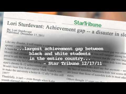 Minneapolis Education Achievement Gaps