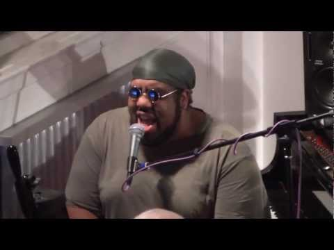 Tribute to Stevie Wonder - Living for the City - Jazz Vespers with Nioshi Jackson