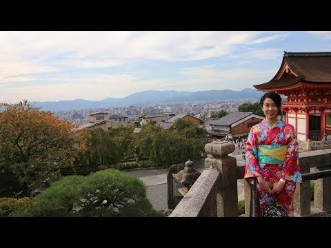 Japan Day 8: 6 sites in 4 minutes! Kyoto Part 2