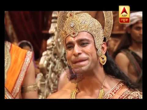 Watch The Most Awaited Scene Of Lord Hanuman Splitting His Chest
