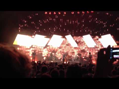 Radiohead - May 29, 2012 @ Comcast Center, Mansfield MA (FULL CONCERT)