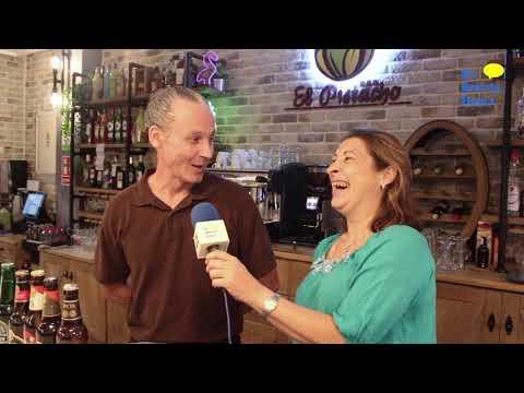Quién entrevista a quién - Bar El Pistacho - Septiembre parte I