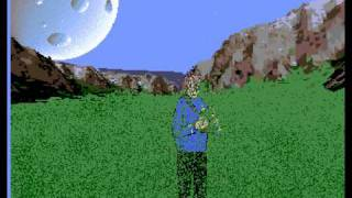 Spar Trek 2 - Amiga Animation by Steve Hood