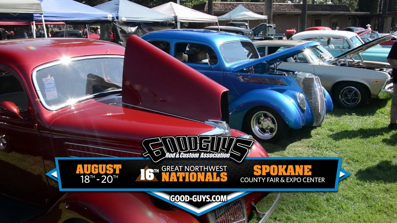 Goodguys 16th Great Northwest Nationals - YouTube