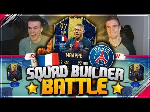 FIFA 19: TOTY MBAPPÉ Squad Builder Battle 😍🔥