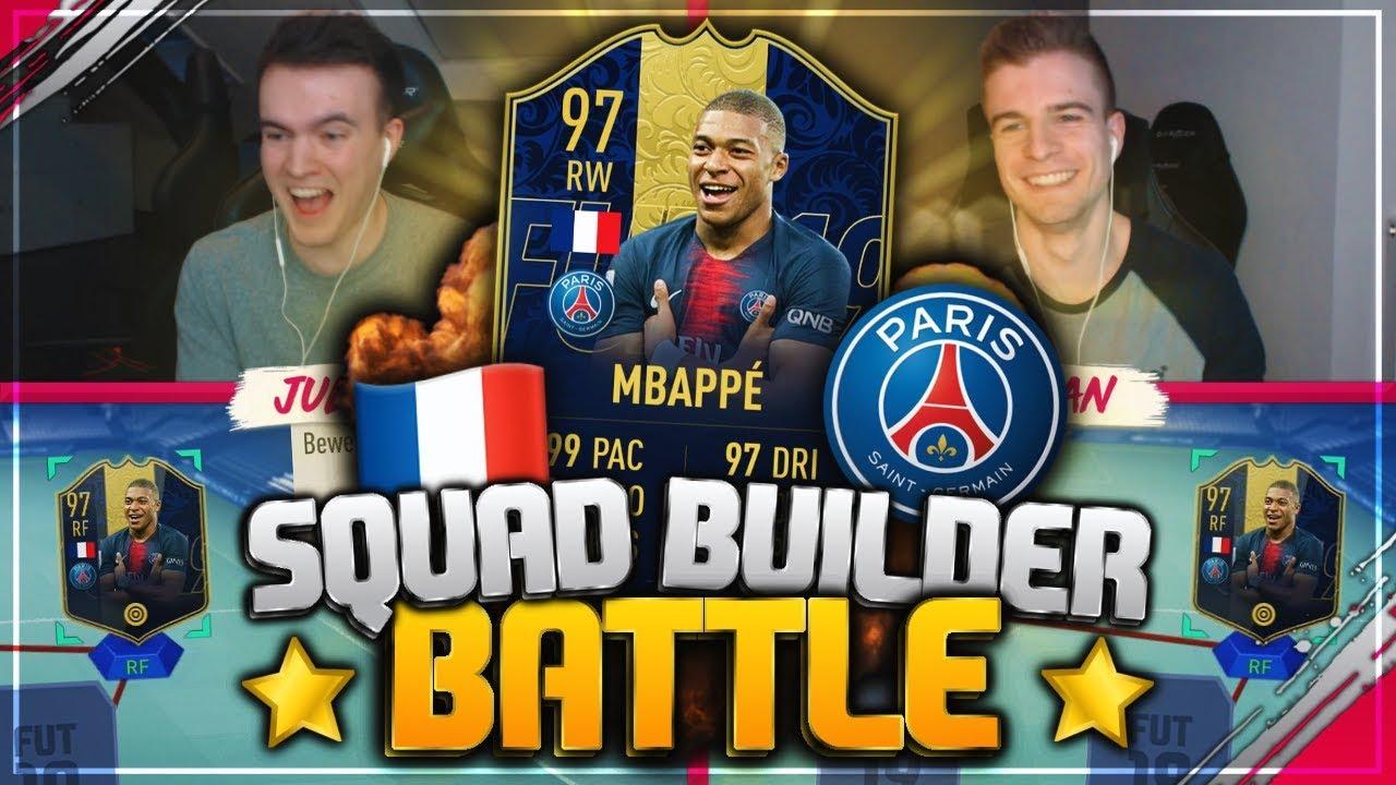FIFA 19: TOTY MBAPPÉ Squad Builder Battle ????????