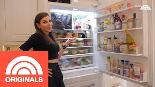 Heather Dubrow's Hyper-Organized Pantry Was Inspired By Khloe Kardashian | Crazy Kitchens | TODAY