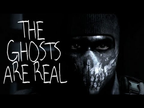 XpertThief - The Ghosts Are Real (Call of Duty: Ghosts Rap)