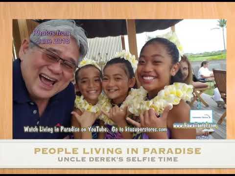 KTA's People Living in Paradise - June 2021