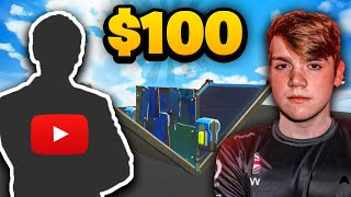 Pobedi YOUTUBERA i Osvoji $100 u FORTNITE