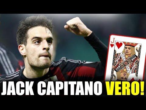 JACK DI CUORI - CAPITANO VERO • Lettera a Jack Bonaventura • Milan Tribute