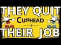 """Cuphead Devs QUIT their Jobs to fulfill their """"Dream Scope"""" for the game!!"""