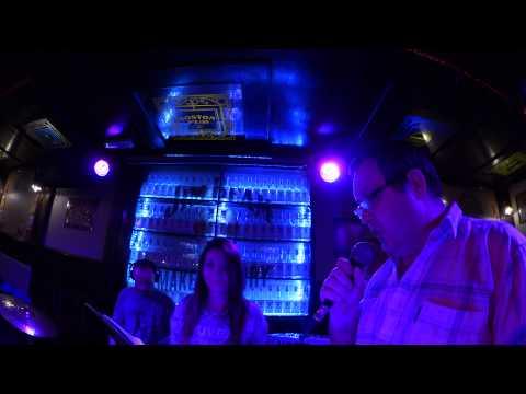 """"""" Przeżyj to sam"""" / Paula+Pan Mirek / Boston Pub Szczecin- karaoke"""