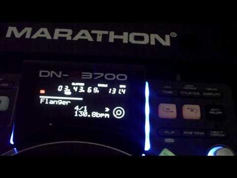 Denon DN S 3700 (Effects & Parameters)