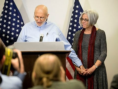 Released From Cuba, Alan Gross Thanks Supporters