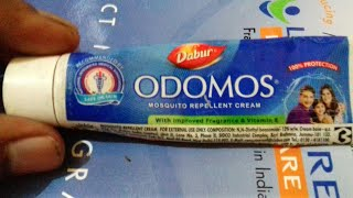 ODOMOS - MOSQUITO REPELLENT CREAM USU FULL HINDI Reviews