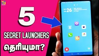 Top 5 Super Launchers | Tamil Today Tech
