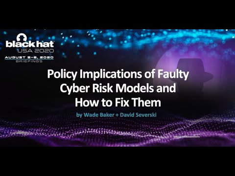 Policy Implications Of Faulty Cyber Risk Models And How To Fix Them