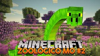 Minecraft Zoológico MO #2: O Aquário das Cobras!