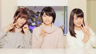 MCはモーニング娘。'17サブリーダーの生田衣梨奈と、新メンバーの加賀楓...
