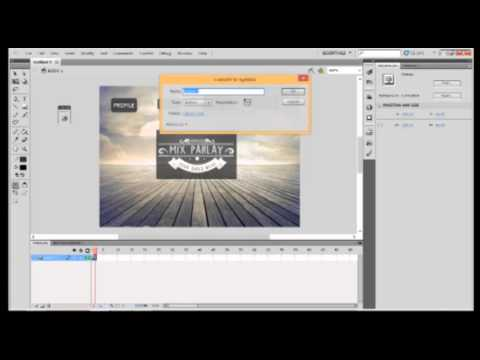Tutorial Company Profile From Adobe Flash Cs5 Fakultas Ilmu