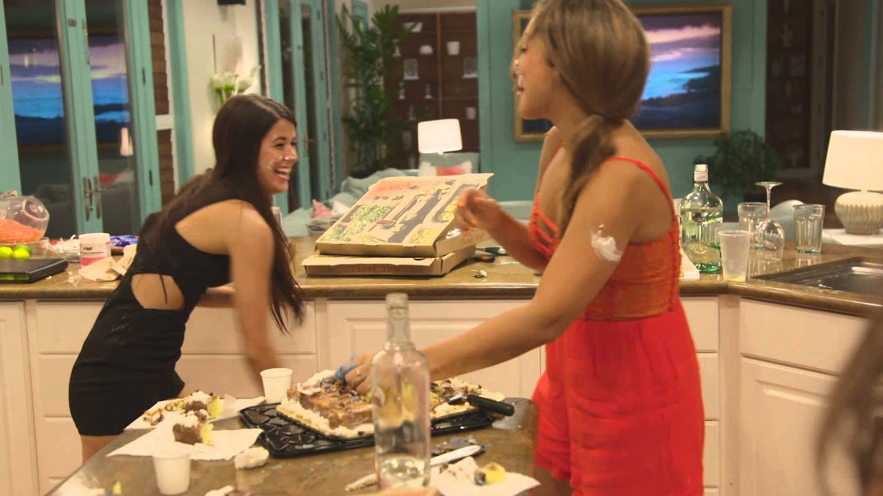 Are you the one food fight extended scenes episode 3 mtv
