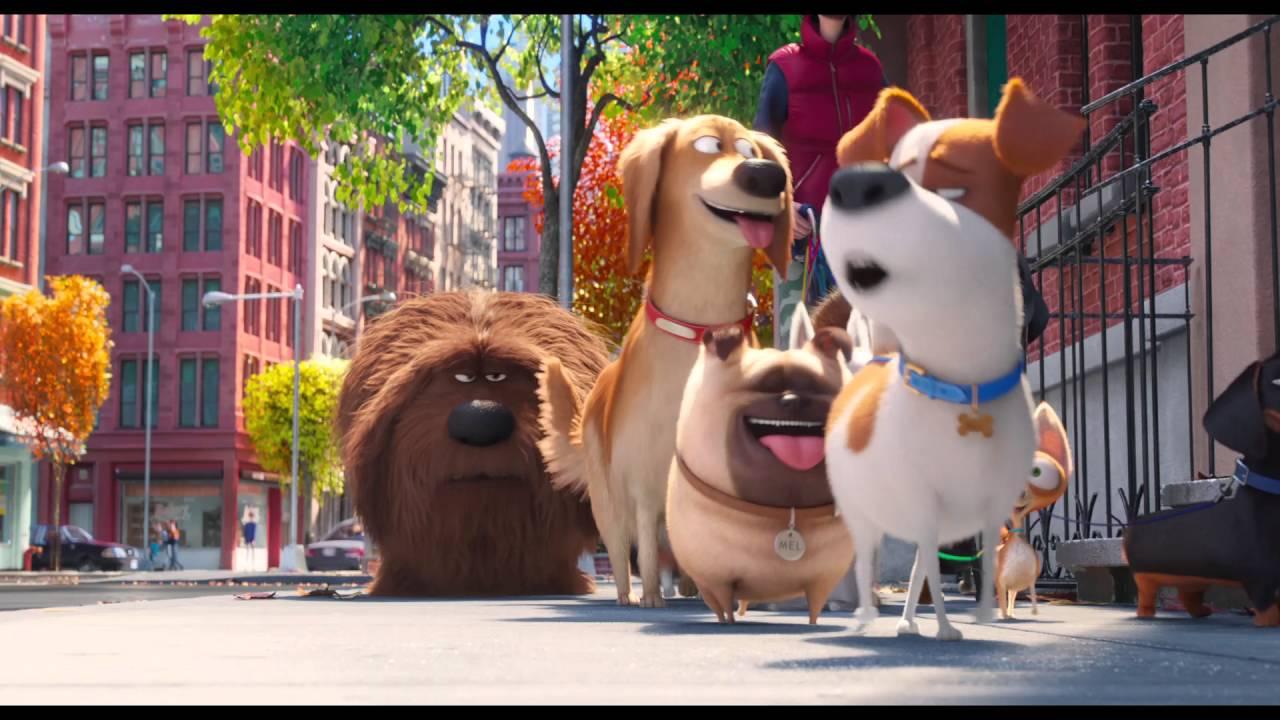 Pets vita da animali terzo trailer italiano ufficiale youtube