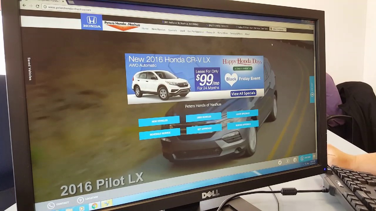 How Do I Schedule My Service Appointment Online? Peters Honda Of Nashua NH