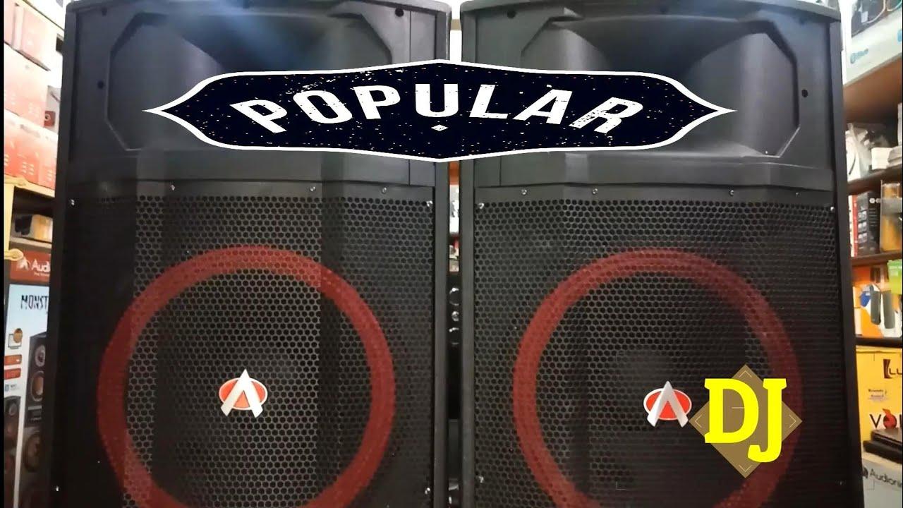 Audionic The Sound Master Biggest Dj1500 Hometheator Speaker In Pakistan Youtube