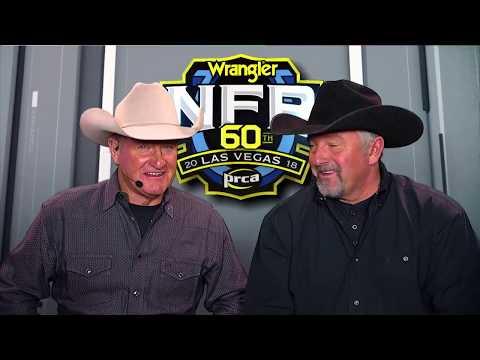 2018 Wrangler NFR Round 10 Highlights