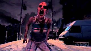 "Dying Light ""Eat or be Eaten"" Trailer"