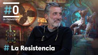 LA RESISTENCIA – Entrevista a Emilio Aragón   #LaResistencia 07.04.2021