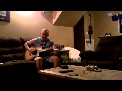 George Jones- The Right Left Hand Cover mp3